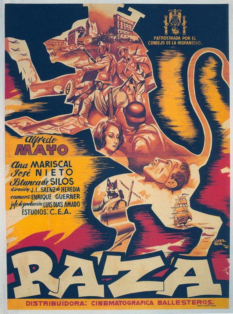 Poster for the movie